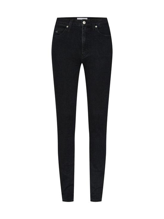 Calvin Klein Jeans - CKJ 010 High Rise Skinny -farkut - 1BY ZZ003 BLACK | Stockmann - photo 1
