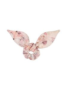 Gugguu - PRINT SCRUNCHIE SCARF -hiusdonitsi - CORAL BUTTERFLY   Stockmann