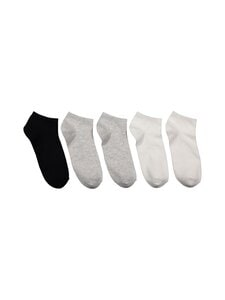 Cube Co - Carl-sneakersukat 5-pack - WHITE, GREY, BLACK | Stockmann