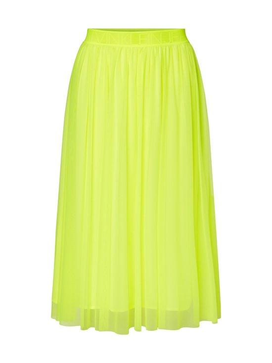 Calvin Klein Jeans - Double Layer Mesh Skirt -hame - ZAA SAFETY YELLOW | Stockmann - photo 1