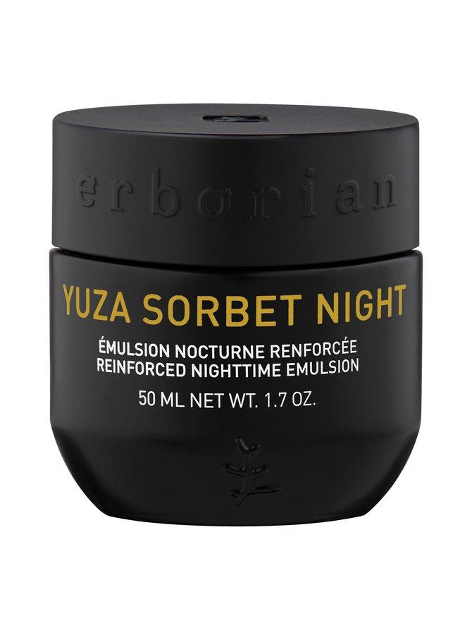 Yuza Sorbet Night -yövoide 50 ml