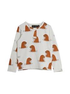 Mini Rodini - Walrus Grandpa -paita - 097 GREY | Stockmann