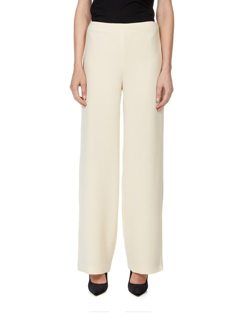 Clean Wide Leg Pant -housut