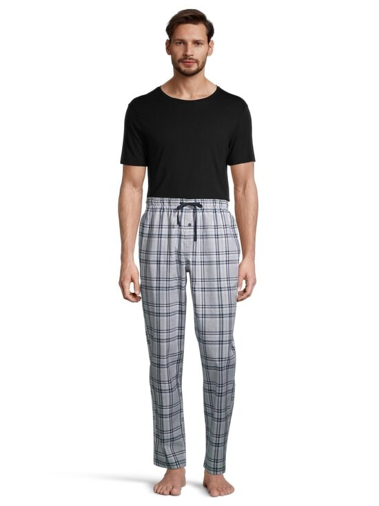 Schiesser - Pyjamahousut - 202 GREY MELANGE | Stockmann - photo 2