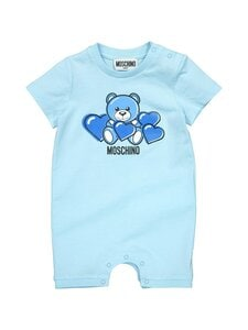 Moschino - Romper -haalarit - 40304 BABY SKY BLUE | Stockmann
