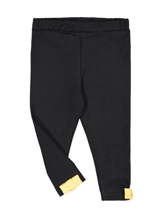 Gugguu - Bow-leggingsit - BLACK / CANTALOUPE | Stockmann - photo 1