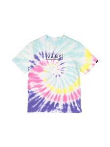 Vans - Tie Dye Easy Box -paita - RAINBOW (SPECTRUM)TIE DYE | Stockmann
