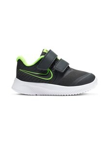 Nike - Star Runner 2 -kengät - 004 ANTHRACITE/ELECTRIC GREEN-WHITE | Stockmann