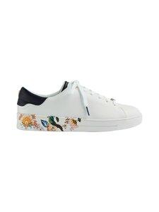 Ted Baker London - Azalea-nahkasneakerit - 99 WHITE | Stockmann