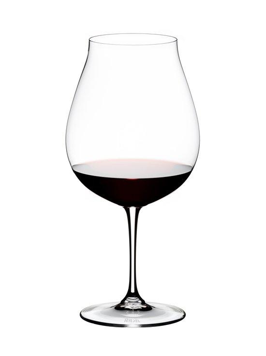 Riedel - Vinum New World Pinot Noir -punaviinilasi 4 kpl - KIRKAS   Stockmann - photo 1