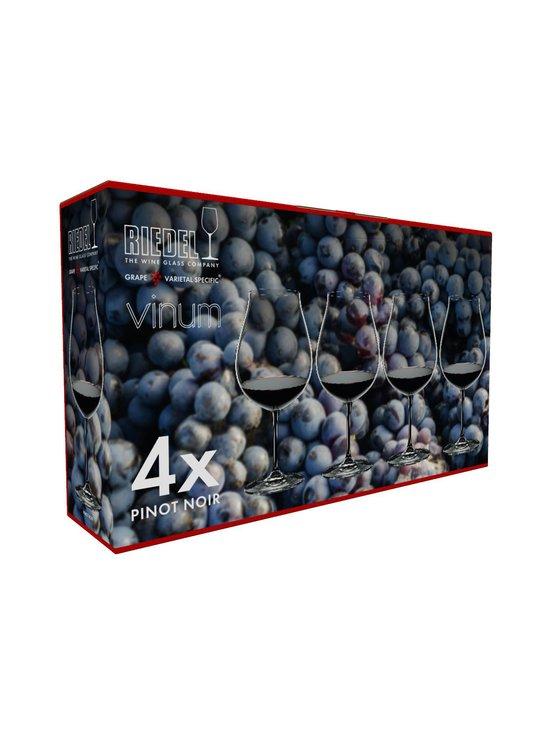 Riedel - Vinum New World Pinot Noir -punaviinilasi 4 kpl - KIRKAS   Stockmann - photo 2