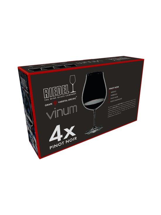 Riedel - Vinum New World Pinot Noir -punaviinilasi 4 kpl - KIRKAS   Stockmann - photo 3