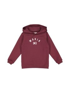 Makia - Brand Hooded Sweatshirt -collegepaita - PORT | Stockmann