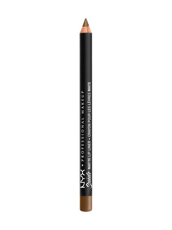Suede Matte Lip Liner -huultenrajauskynä 1 g