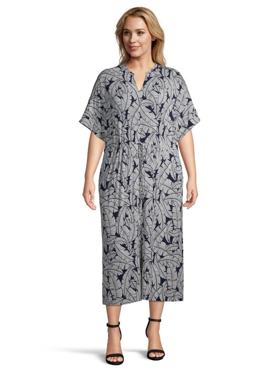 cut & pret PLUS - Kiara Plus -mekko - BLUE/OFFWHITE | Stockmann - photo 2