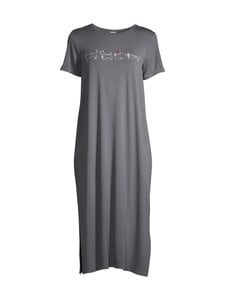NOOM loungewear - Jane-yöpaita - STEEL GREY COMBO | Stockmann