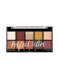 NYX Professional Makeup - Perfect Filter Shadow Palette -luomiväripaletti 17,7 g | Stockmann