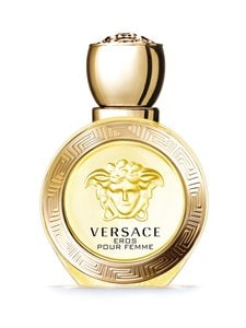 Versace - Eros Pour Femme Perfumed Deodorant Natural Spray -deodoranttisuihke 50 ml - null | Stockmann