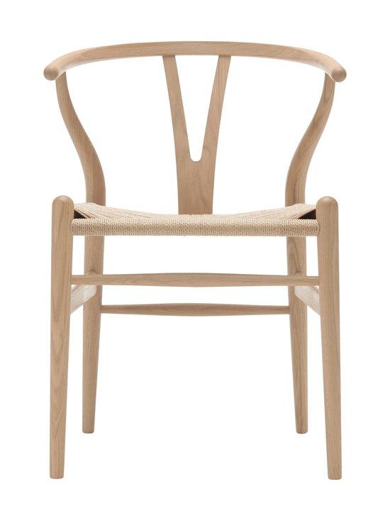 Carl Hansen&Son - CH 24 Wishbone -tuoli - VALKOÖLJYTTY TAMMI | Stockmann - photo 1