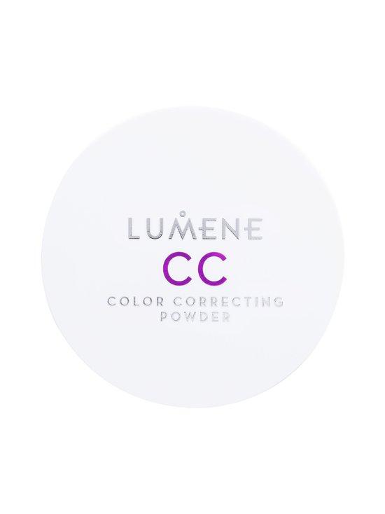 Lumene - CC Color Correcting Powder light/medium -puuteri - LIGHT/MEDIUM   Stockmann - photo 1