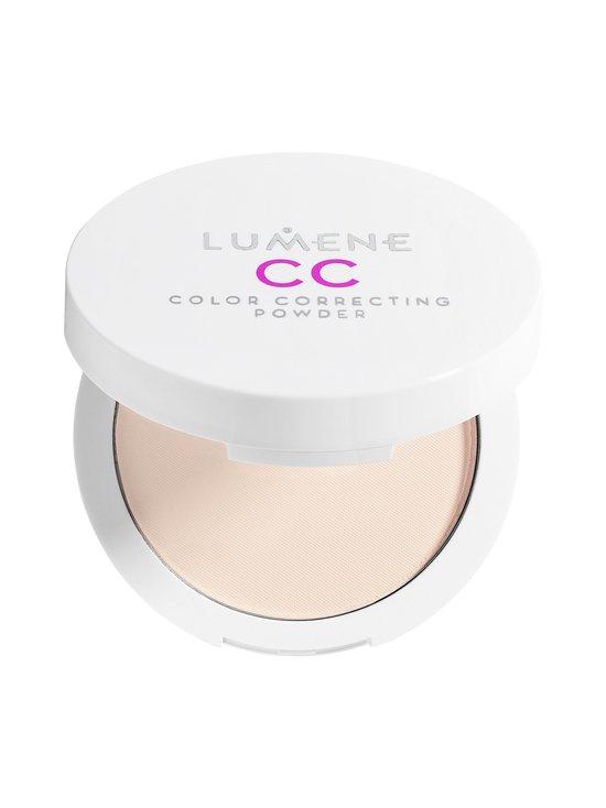 Lumene - CC Color Correcting Powder light/medium -puuteri - LIGHT/MEDIUM   Stockmann - photo 2