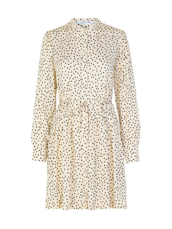 Samsoe & Samsoe - Monique Shirt Dress -paitamekko - BLACK DROPS | Stockmann - photo 1