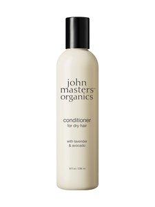 John Masters Organics - Conditioner Lavender and Avocado -hoitoaine 236 ml | Stockmann