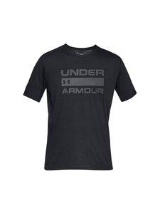 Under Armour - Team Issue Wordmark -paita - BLACK   Stockmann