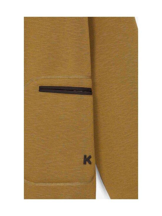Kenzo - Reversible Jacket -kääntötakki - 164DF.92 92 - DOUBLE FACE PILE - TAUPE   Stockmann - photo 4