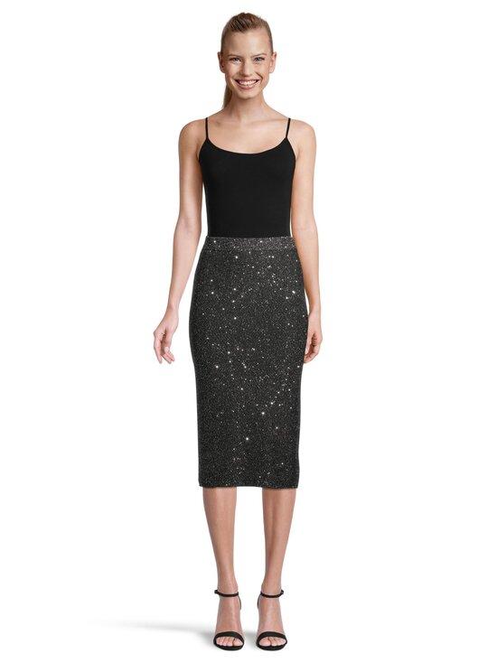 Michael Michael Kors - Sequin Pencil Skirt -hame - 040 SILVER | Stockmann - photo 2