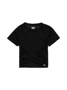 Superdry Sport - Studio Cross Tee -paita - 02A BLACK | Stockmann