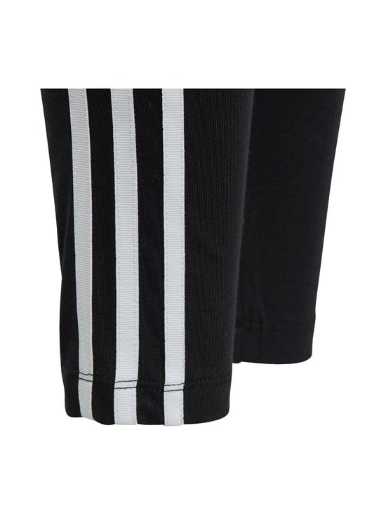 adidas Originals - 3-Stripes-leggingsit - BLACK/WHITE | Stockmann - photo 4