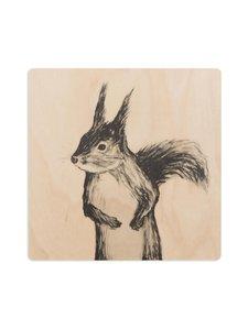 MIIKO - Orava-pannunalunen 17 x 17 cm - MULTICO | Stockmann