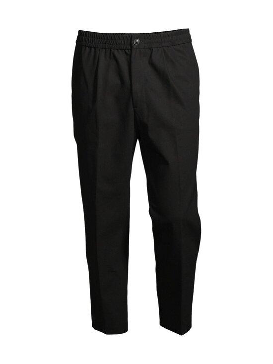 Ami - Pantalon Taille Elastique -housut - NOIR/001 | Stockmann - photo 1
