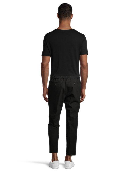 Ami - Pantalon Taille Elastique -housut - NOIR/001 | Stockmann - photo 3