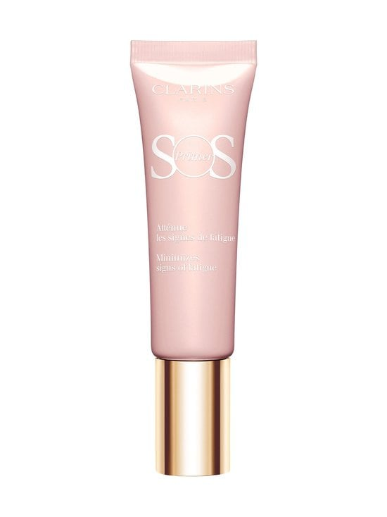 Clarins - SOS Primer Rose -meikinpohjustusvoide 30 ml - 01 ROSE | Stockmann - photo 1