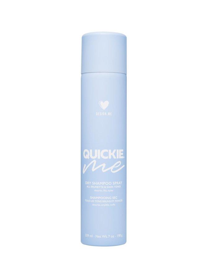 Quickie.ME Dark Dry Shampoo Spray -kuivashampoo 339 ml
