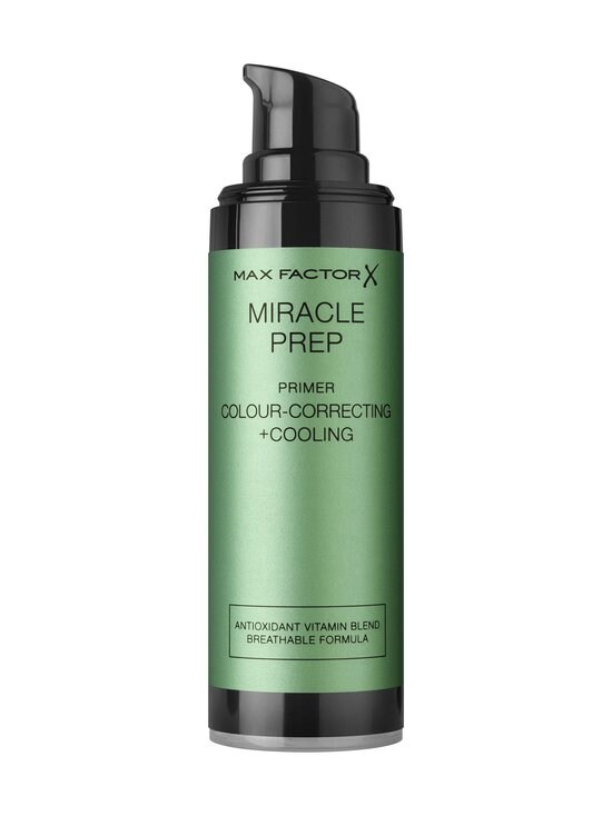 Max Factor - Miracle Prep Colour Correcting + Cooling Primer -meikinpohjustusvoide 30 ml - NOCOL   Stockmann - photo 1