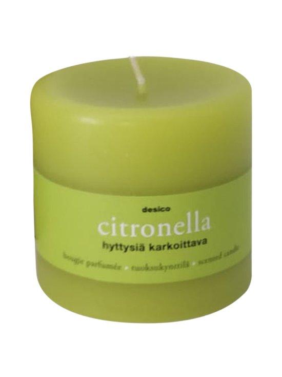 Desico - Citronella Candle -hyttyskarkote - CITRONELLA   Stockmann - photo 1