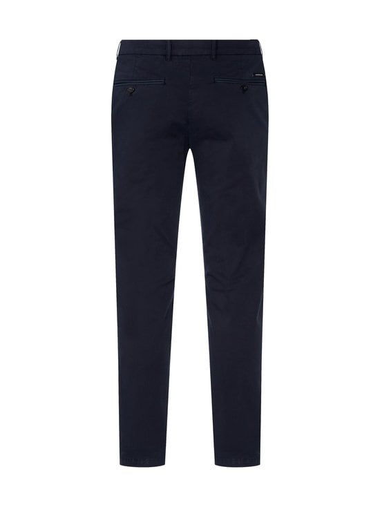 Calvin Klein Menswear - Slim Fit Garment Dye Chino -housut - DW4 CALVIN NAVY | Stockmann - photo 2