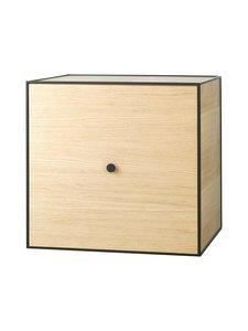 By Lassen - Frame 49 -laatikko + ovi ja hylly - OAK (TAMMI) | Stockmann