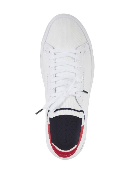 Lacoste - La Piquee 120 -tennarit - 394 WHT/RED/NVY | Stockmann - photo 2