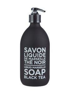 Compagnie de Provence - Black Tea -nestesaippua 500 ml - null | Stockmann