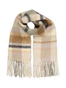A+more - Smoothie shawl -villasekoitehuivi - BEIGE COMB. | Stockmann