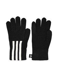 adidas Performance - 3-Stripes-sormikkaat - BLACK/WHITE/WHITE   Stockmann