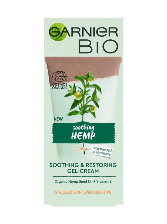 Garnier Bio - Soothing & Restoring Gel-Cream -geelivoide 50 ml - VAR_1 | Stockmann - photo 2