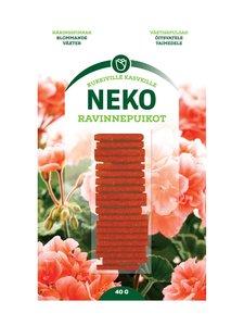 Neko - Ravinnepuikot kukkiville kasveille 20 kpl/40 g - null | Stockmann