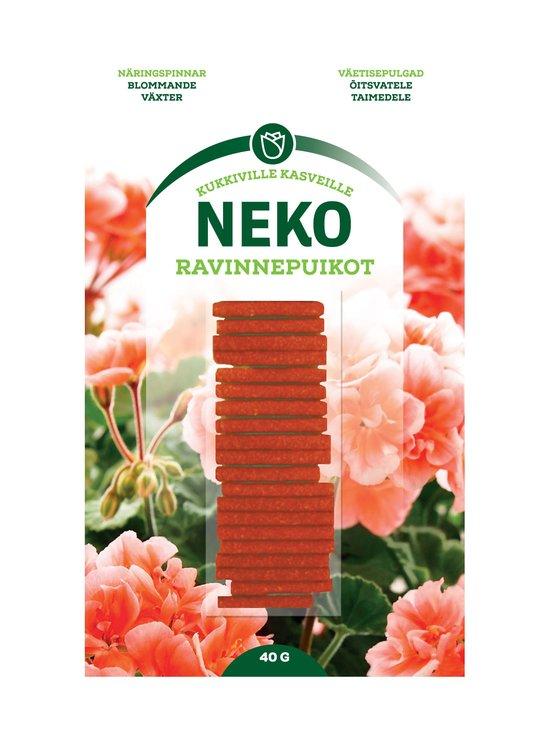 Neko - Ravinnepuikot kukkiville kasveille 20 kpl/40 g | Stockmann - photo 1