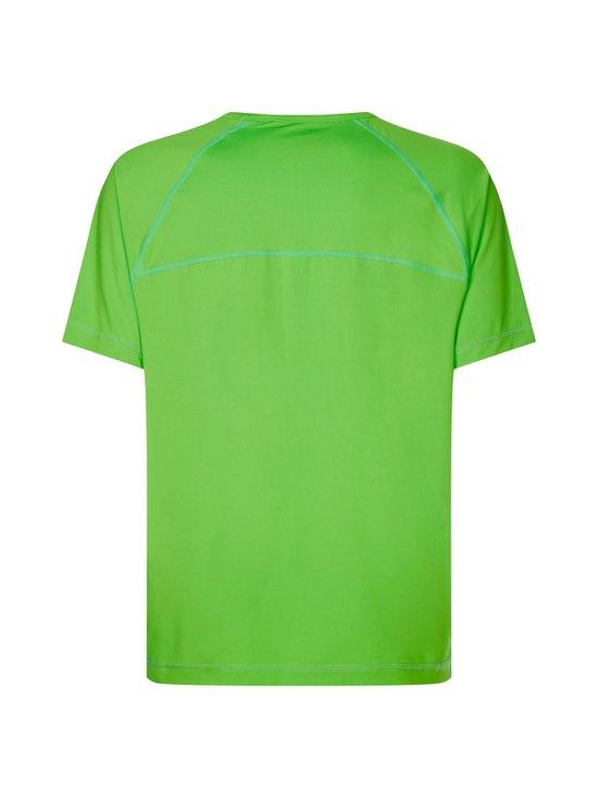 Calvin Klein Performance - Short Sleeve T-Shirt -paita - 310 GREEN FLASH/GREEN FLASH/MAJOLICA BL | Stockmann - photo 2