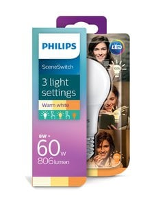 Philips - LED Scene Switch E27 -lamppu - null | Stockmann